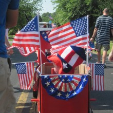 2017 Romancoke 4th of July Parade & Picnic